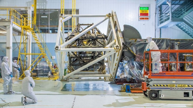 ads-instruments-for-the-james-webb-space-telescope-get-thumbs-up-aeromorning.com