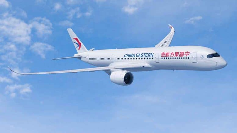 china-eastern-airlines-a350-900-xwb-www.aeromorning.com