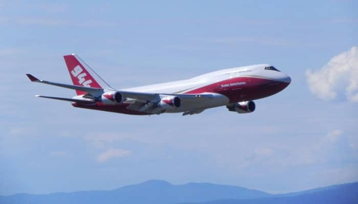 Global SuperTanker's Spirit of John Muir