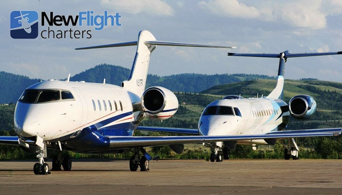 New Flight Charters Expands Adds US Air Force Officer To Private Jet Chart