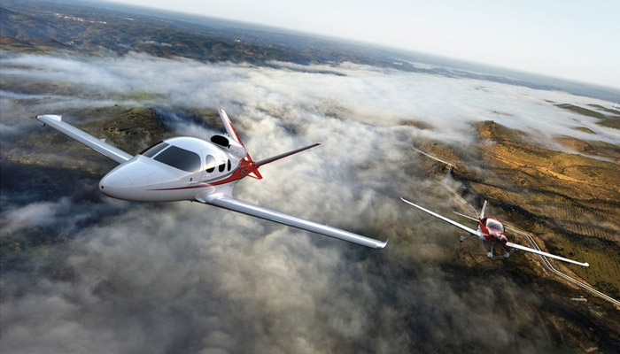 2016 A Record Year of Growth and Expansion for Cirrus Aircraft