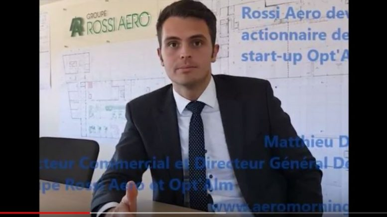 rossi-aero-group-invests