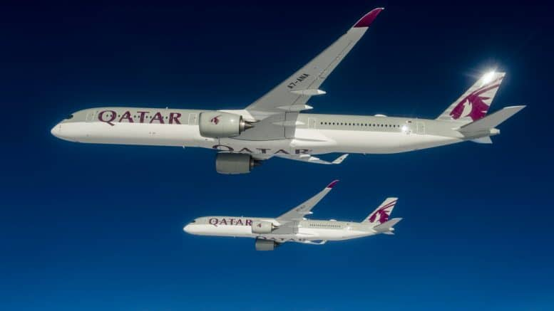 qatar-airways-first-flight