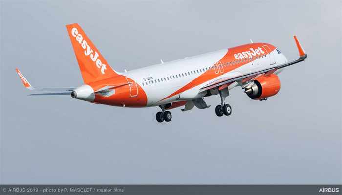 easyjet-1st-FANS-C-airbus-A320neo-ferryflight