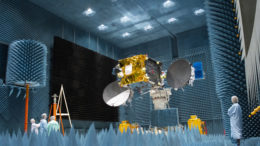 EDRS-C_in_Airbus_s_Compact_Antenna_Test_Range_facility