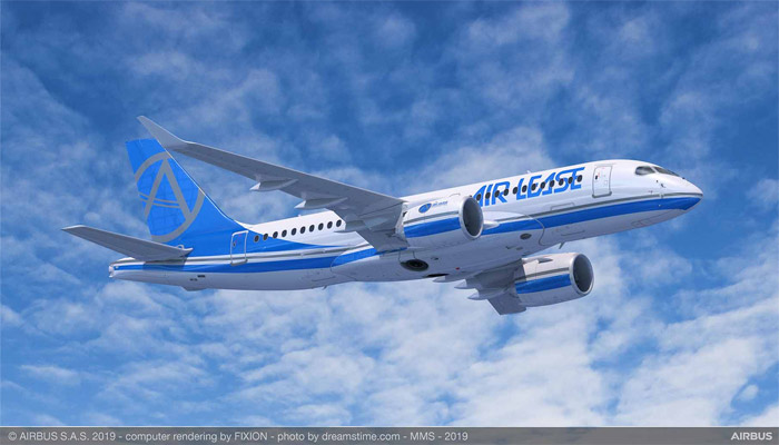Air Lease Corporation to order 100 aircraft