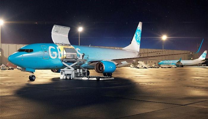 GECAS orders 10 737-800 Boeing