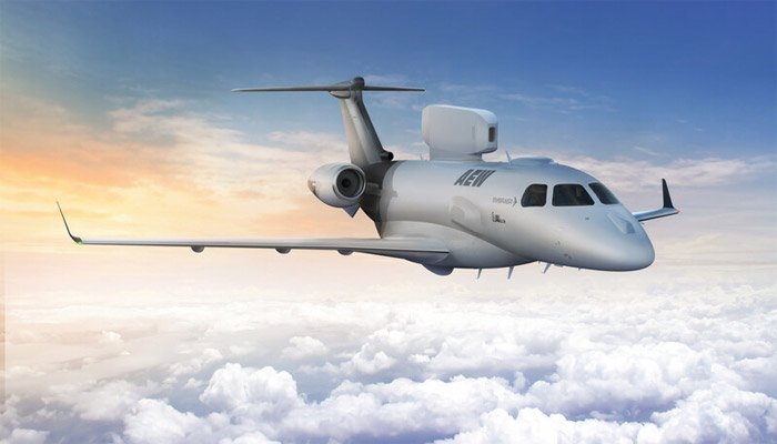 Embraer and ELTA to create a new market segment with the launch of the P600 AEW