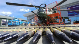 Rostec exhibits over 1000 pieces of military equipment at ARMY-2019