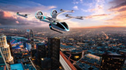 EmbraerX Unveils New Flying Vehicle Concept for Future Urban Air Mobility