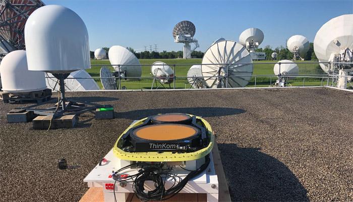 ThinKom Completes Successful Technology Validation on Telesat Low-Earth Orbit Satellite
