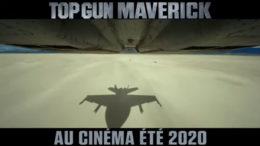 Premier Bande annonce du film événement Top Gun Maverick