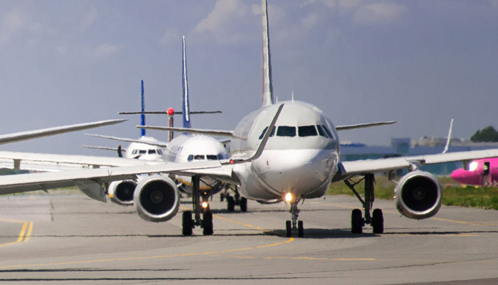 Capacity challenges facing European aviation
