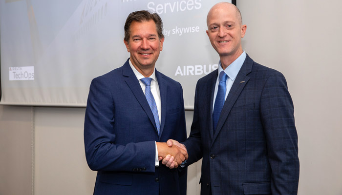 Airbus and Delta form digital alliance to develop new predictive maintenance cross-fleet solutions