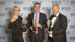 ERA celebrates aviation's high fliers with industry awards