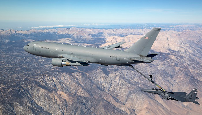Boeing Awarded $2.6 Billion for Fifth KC-46A Tanker Production Lot