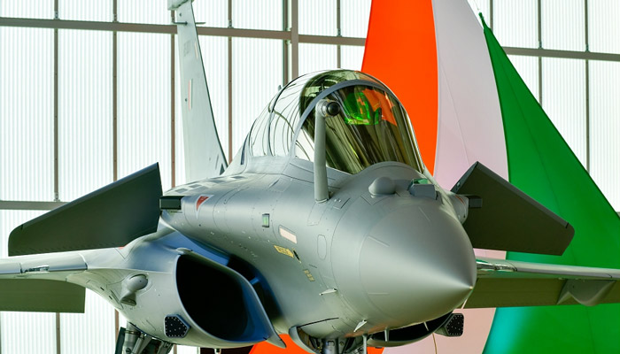 Indian Air Force Rafale Handover to the Government of India