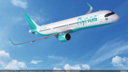 Flynas firms up 10 A321XLRs