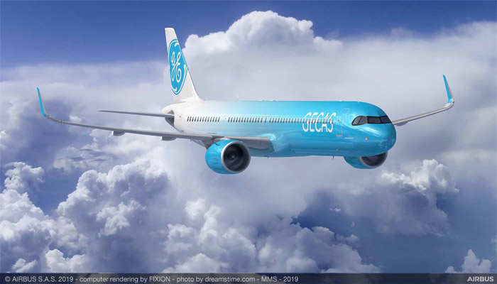 GECAS orders 12 A330neo and 20 A321XLR aircraft