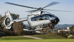Airbus delivers Greece's first H145 to Airlift
