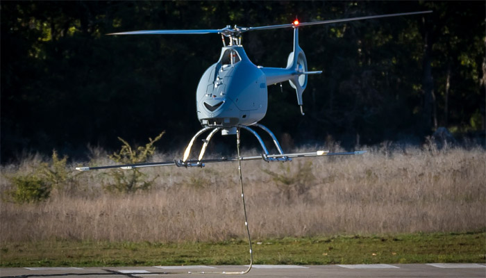VSR700 prototype performs first flight