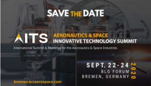 The Must-Attend Summit for the Aeronautics and Space Industries is coming to Bremen, Germany