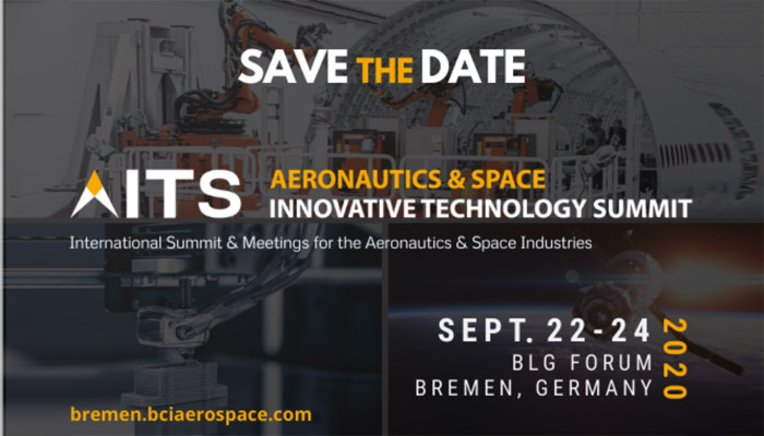 The Must-Attend Summit for the Aeronautics and Space Industries is coming