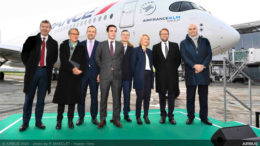 Airbus, Air France, Safran, Suez and Total welcome advancements in favour of a sustainable aviation biofuel