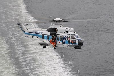 Airbus H225 helicopters