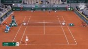 Tennis at French Open