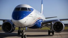 Air Peace Takes delivery of the first E2 for the African Continent