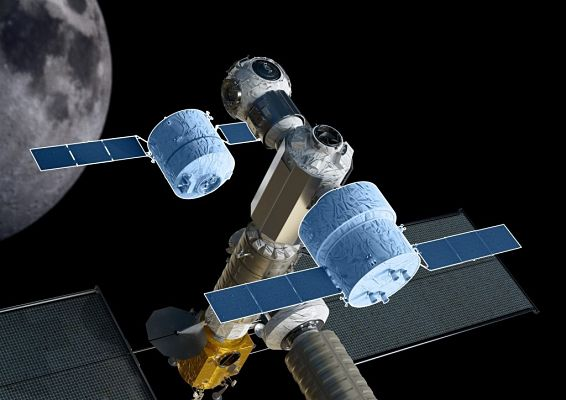 "Airbus studies ""Moon Cruiser"" concept for ESA's cis-lunar transfer vehicle"