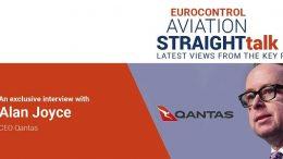 EUROCONTROL Aviation StraightTalk Live with Alan Joyce, Qantas CEO