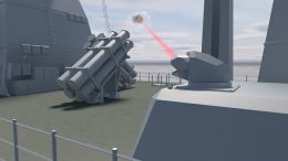 MBDA and Rheinmetall win contract for high-energy laser system