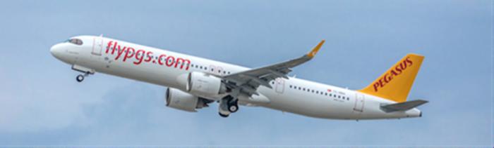 Pegasus launches new route to Chisinau, Moldova