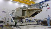 Biomass forest sensing satellite shaping up