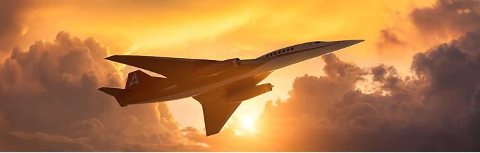 Rosen Aviation Selected by Aerion to Develop A2 Cabin Management & Technology System