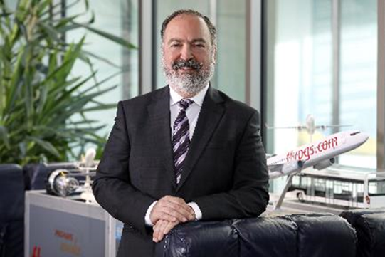 Pegasus Airlines CEO Mehmet T. Nane has been elected Chair of the IATA Audit