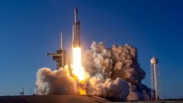 Astrobotic Selects SpaceX Falcon Heavy Rocket for Griffin-VIPER Moon Mission