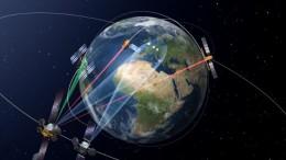 Lancement réussi du premier satellite SpaceDataHighway