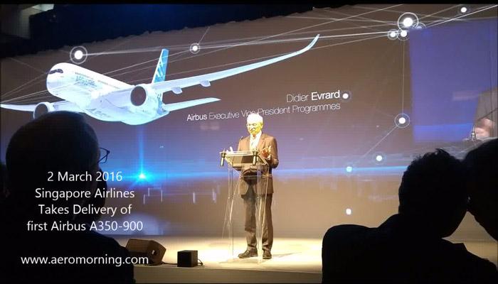 singapore-airlines-reçoit-son-premier-airbus-a350-900-aeromorning.com