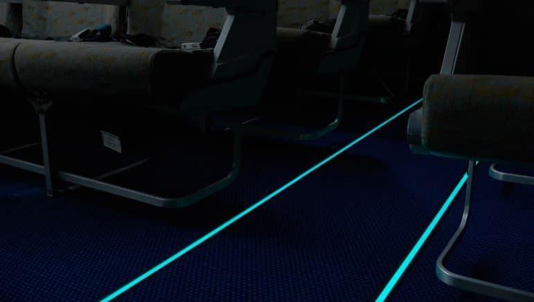photoluminescent-system-airbus