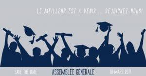 Assemblée Générale 2017 ENAC Alumni @ ENAC Alumni | Toulouse | Occitanie | France