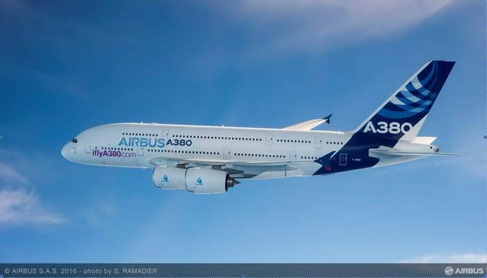 airbus-A380 - Photo@S. Ramadier Airbus.com
