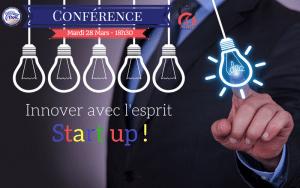 Innover avec l'esprit Startup ! @ École nationale de l'aviation civile   Toulouse   Occitanie   France