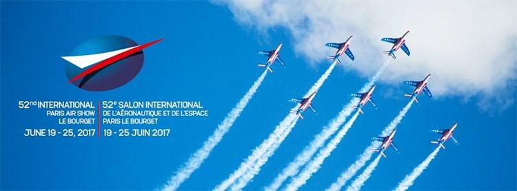 Paris Air Show 2017