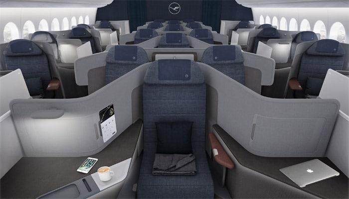 Lufthansa-Business-Class