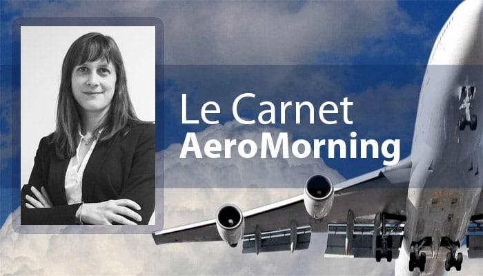 Charlotte Dumesnil est nommée Directrice des Ventes pour Transavia France