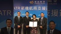 ENAC et l'APEX Flight Academy de Taïwan signent un accord
