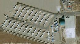 tarmac aerosave a remis en vol 73 avions en 2017